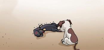 조폭강쥐 용파리 - 25화